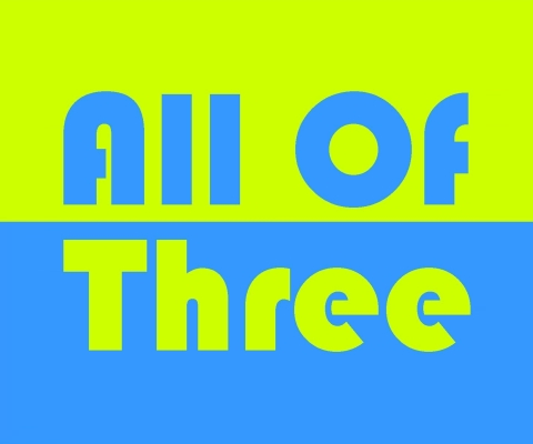 Logo von All Of Three, Musik · DJ's · Bands Karlsruhe